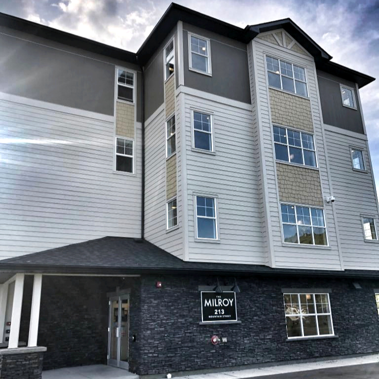 Unit 101 - 213 Mountain Street, Cochrane, AB